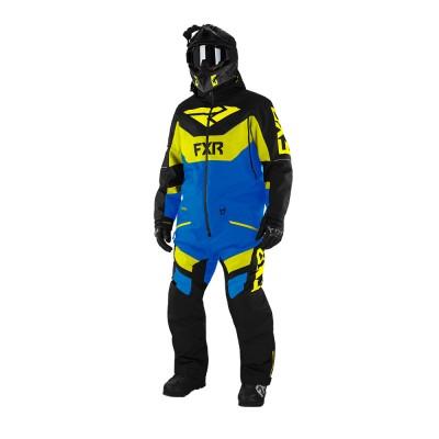 Комбинезон FXR Fuel FX с утеплителем 212817-1040
