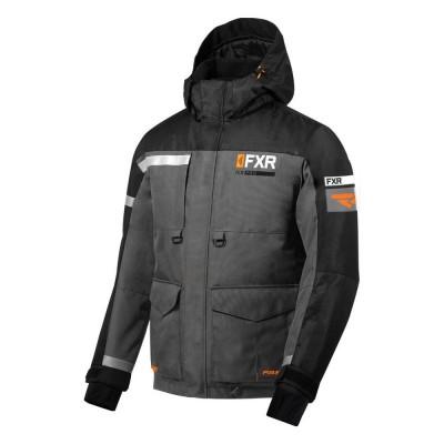 Куртка FXR Excursion Ice Pro с утепленной вставкой 200040-0830