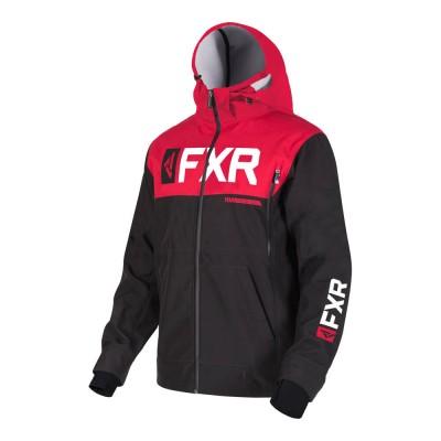 Куртка FXR Helium Ride Softshell без утеплителя Black/Red 190912-1020