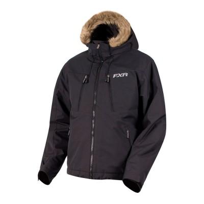 Куртка FXR Northward с утеплителем Black 180909-1000