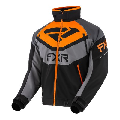 Куртка FXR Fuel с утеплителем 210001-1030