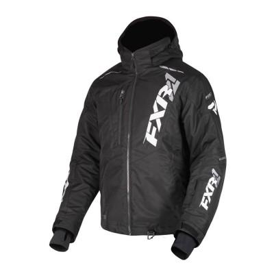 Куртка FXR Mission FX с утеплителем Black 190031-1000