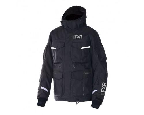 Куртка FXR Excursion Ice Pro RL с утепленной вставкой 200041-1000