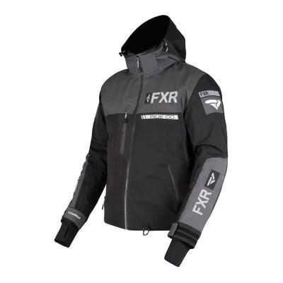 Куртка FXR Helium Pro X с утеплителем Black/Char/Grey 190034-1008