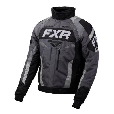 Куртка FXR Octane с утепленной вставкой Char/Black/Grey 200003-0810