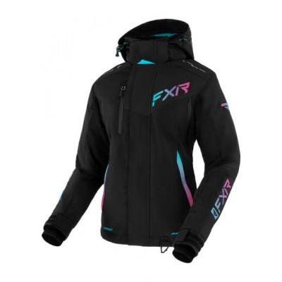 Куртка FXR Edge с утеплителем 210217-1053