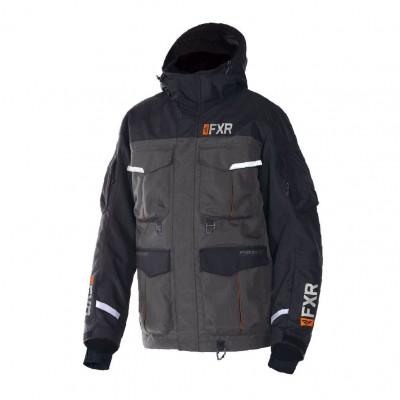 Куртка FXR Excursion Ice Pro RL с утепленной вставкой 200041-1008