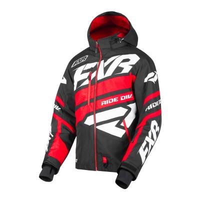Куртка FXR Boost X с утеплителем Black/Red/White 190026-1020