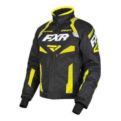 Куртка FXR Octane с утеплителем Black/Hi Vis 190003-1065