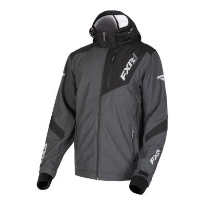 Куртка FXR Renegade без утеплителя Char Heather/Black 190907-0610