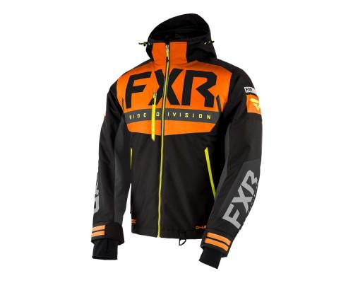 Куртка FXR Helium X с утеплителем 210038-1030