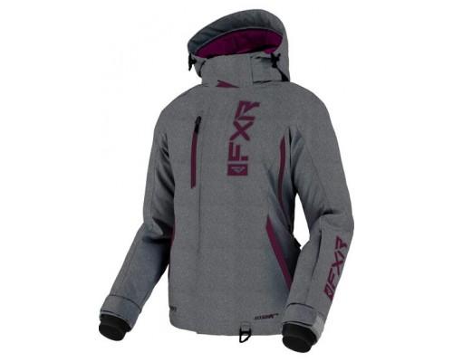 Куртка FXR Evo FX с утеплителем 210222-0782