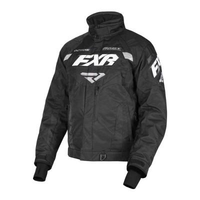 Куртка FXR Octane с утеплителем Black 190003-1000