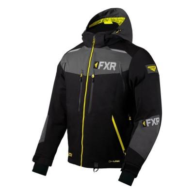 Куртка FXR Renagade X4 с утепленной вставкой 200014-1065