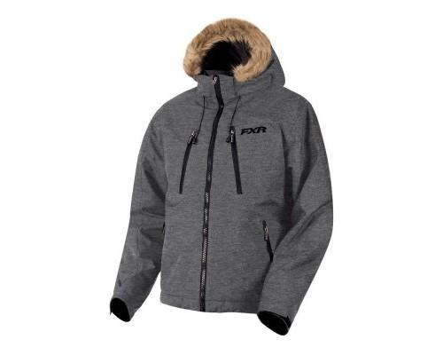 Куртка FXR Northward с утеплителем Charcoal Heather 180909-0600