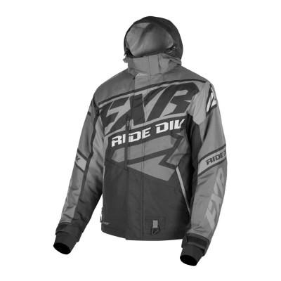 Куртка FXR CX с утеплителем Black/Char/Grey 190021-1008