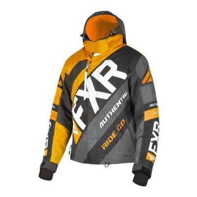 Куртка FXR CX с утеплителем Orange/Black/Char/White 190021-3010