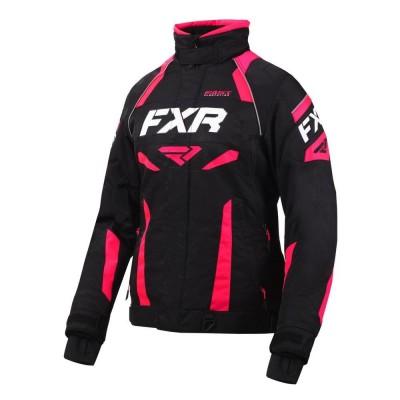 Куртка FXR Velocity с утеплителем 200205-1090