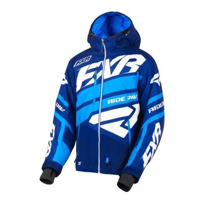 Куртка FXR Boost X с утеплителем Navy/Blue/White 190026-4540