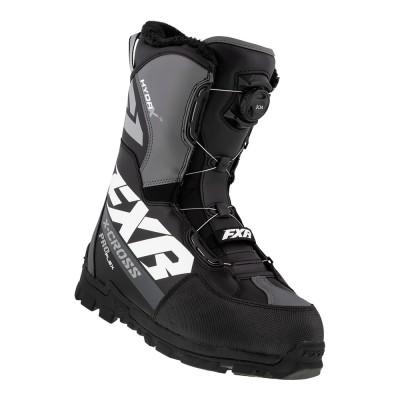 Ботинки FXR X-Cross Pro Flex BOA с утеплителем 210707-1001