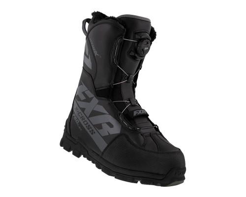 Ботинки FXR X-Cross Pro Flex BOA с утеплителем 210707-1010