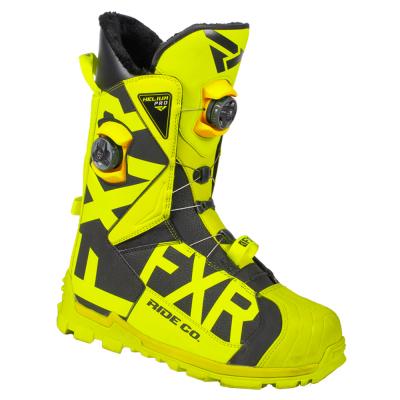 Ботинки FXR Helium Pro BOA с утеплителем