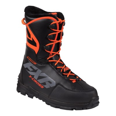 Ботинки FXR X-Cross Pro с утеплителем 200700-1030