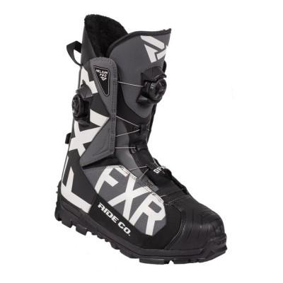 Ботинки FXR Helium Pro с утеплителем 200703-1005