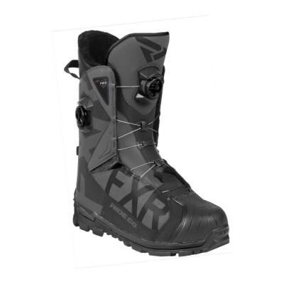Ботинки FXR Helium Pro с утеплителем 200703-1010