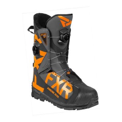 Ботинки FXR Helium Pro с утеплителем 200703-1030