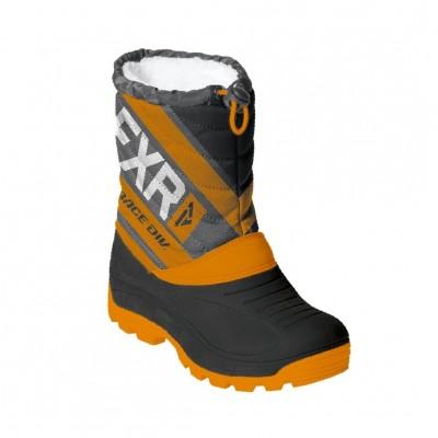 Ботинки FXR Octane с утеплителем