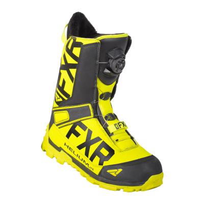 Ботинки FXR Helium Lite BOA с утеплителем