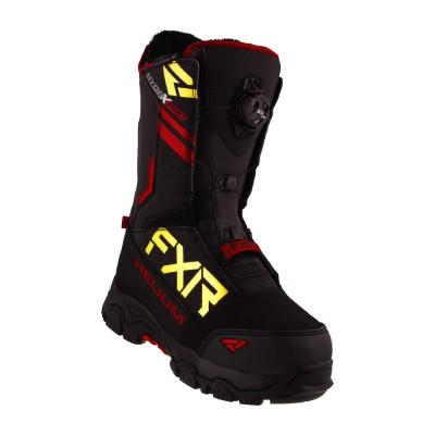 Ботинки FXR Helium BOA с утеплителем 210705-1037