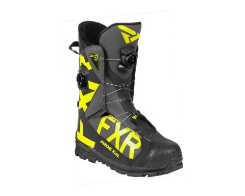 Ботинки FXR Helium Pro с утеплителем 200703-1065