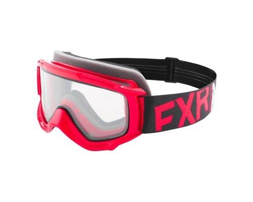Очки FXR Throttle Red/Black/White 183130-2010
