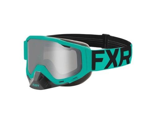 Очки FXR Boost Mint/Black 193100-5210