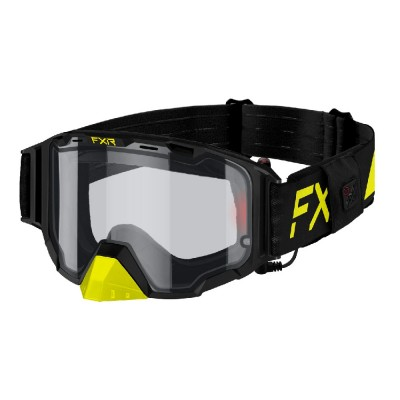 Очки с подогревом FXR Maverick с батареей