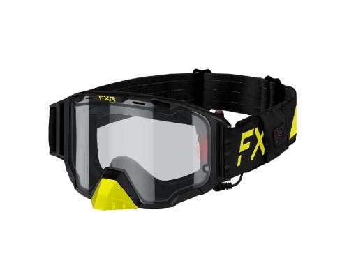 Очки с подогревом FXR Maverick с батареей 213117-6510