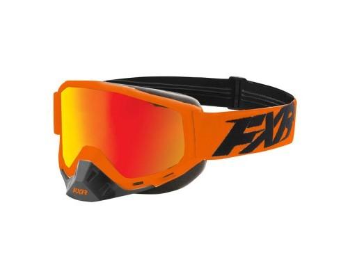 Очки FXR Boost Orange/Black 193100-3010