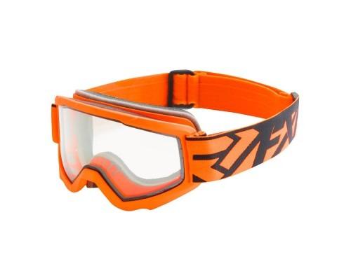 Очки FXR Squadron Orange/Black 183106-3010