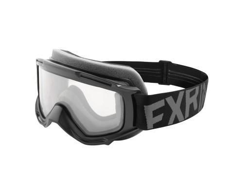 Очки FXR Throttle Black Ops 183130-1010
