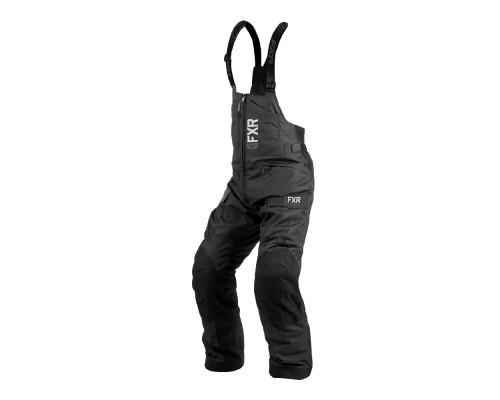 Полукомбинезон FXR Excursion Ice Pro с утеплителем 200122-1000