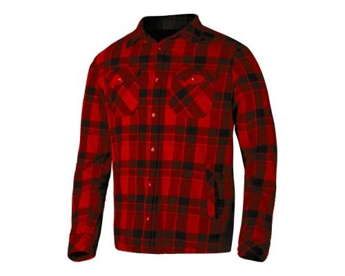 Рубашка FXR Timber Plaid Plaid Maroon/Black 181106-2510