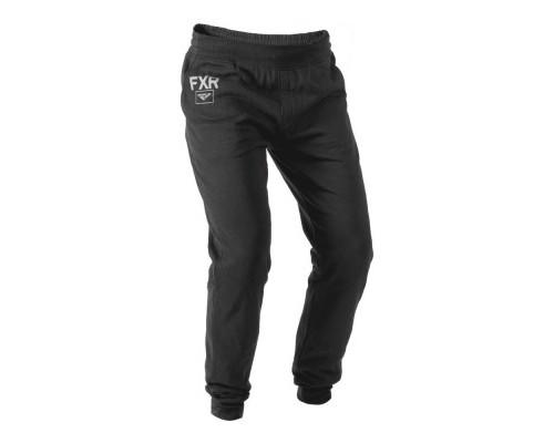 Джоггерсы FXR Joyride Black 181120-1000