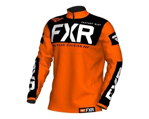 Толстовка FXR Cold Cross RR Orange/Black/White 191117-3010