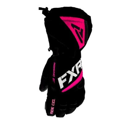 Перчатки FXR Fusion с утеплителем 220833-1090