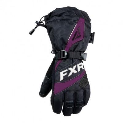 Перчатки FXR Fusion с утеплителем 190820-1082