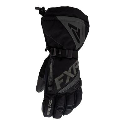 Перчатки FXR Fuel с утеплителем 220810-1010