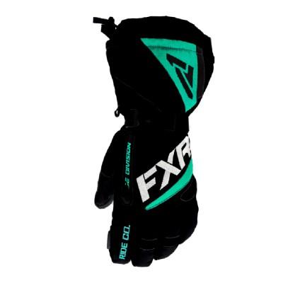 Перчатки FXR Fusion с утеплителем 220833-1052