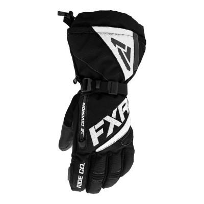 Перчатки FXR Fuel с утеплителем 220810-1001